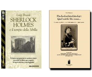 Libri: Sherlock Holmes ai tempi del Gran Tour