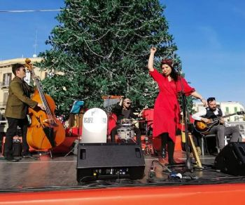 Locali: Pepper & The Jellies - Christmas swing!