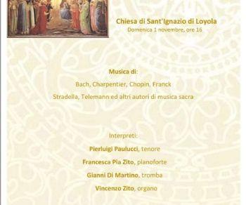 Concerti - Concerto Ognissanti 2020