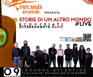 Concerti: Scooppiati Live