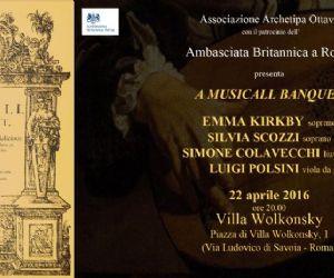 Concerto di Musica Rinascimentale e Barocca -
