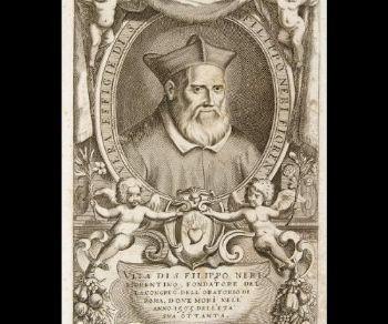 Mostre - La Biblioteca Vallicelliana celebra il suo fondatore, San Filippo Neri