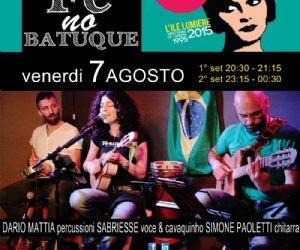 Un progetto di musicisti italiani appassionati di Samba de Raiz