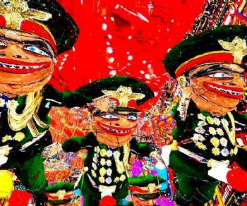 Mostre - La emancipación de la disonancia