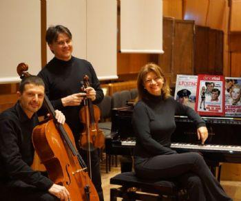Concerti - TBM unlocked: il Felix Trio di Roma SInfonietta in concerto