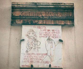 """Visite guidate - """"Qui vissero Roma Federico Fellini e Giulietta Masina"""": i luoghi di un amore da Oscar"""