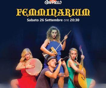 Spettacoli - Femminarium