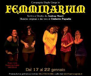 Spettacoli: Femminarium