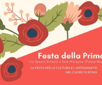Un'intera giornata di festa per la cultura e l'artigianato promossa dal Punto Touring di Roma, in collaborazione con l'Associazione Sinopie