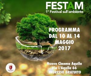 Spettacoli - Festam, 1° Festival sull'ambiente