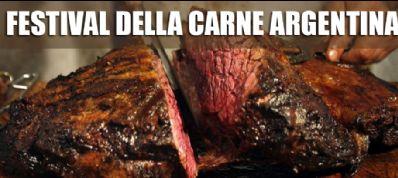Sagre e degustazioni - Festival della Carne Argentina