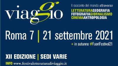 Festival - Festival della Letteratura di Viaggio, XII edizione