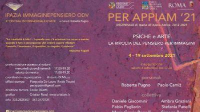 Festival - Per Appiam - Festival internazionale d'arte