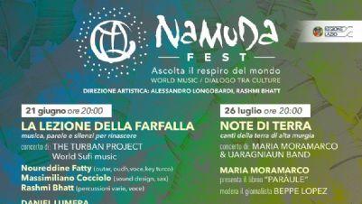 Festival: Namuda Fest. Ascolta il respiro del mondo