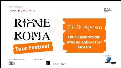 Festival - Rione Roma Tour Festival 2021