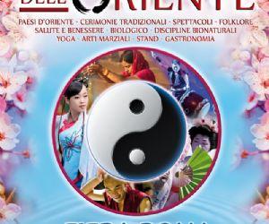 Un happening dedicato al mondo orientale