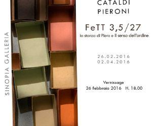Mostra di Francesca Cataldi e Riccardo Pieroni