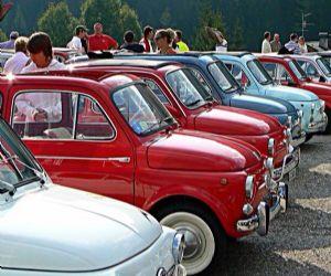 Rassegne: Fiat 500 Club Italia - Roma