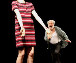 Spettacolo vincitore del premio i Teatri del Sacro 2013