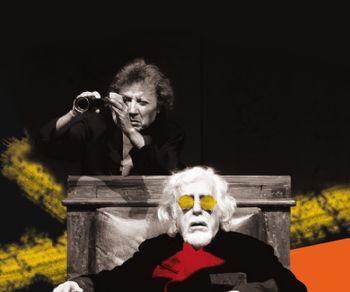 L'opera di Beckett interpretata da Glauco Mauri e Roberto Sturno