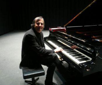 Concerto per pianoforte con Walter Fischetti