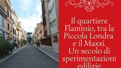 Visite guidate: Il quartiere Flaminio, tra la Piccola Londra e il Maxxi