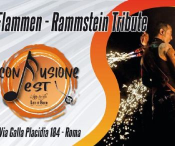 Concerti - Flammen Rammstein tribute band in concerto