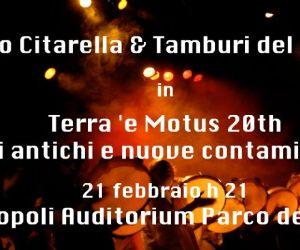 Nando Citarella e i Tamburi del Vesuvio