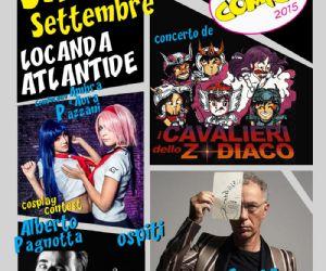 I cartoon arrivano in Locanda Atlantide! Per il ciclo Lost in Atlantide arriva LOST in COMICS