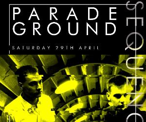 Concerti: Parade Ground
