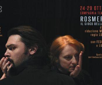 Spettacoli - Rosmersholm - Il gioco della confessione