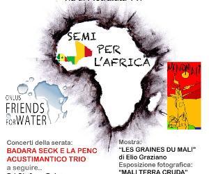 Altri eventi - Semi per L'Africa