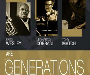 La leggenda del funk mondiale Fred Wesley dal vivo all'Elegance Cafè