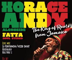 Concerti: Horace Andy