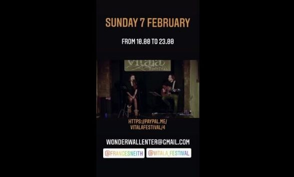 Appuntamenti virtuali: Foyer Music Session in streaming