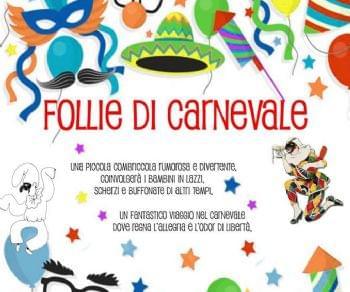 Bambini - Follie di Carnevale