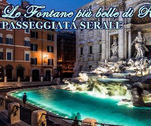 Visite guidate: Le Fontane più belle di Roma