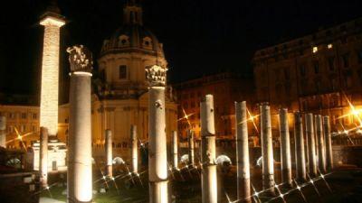 Visite guidate - Ingresso straordinario: i Fori Imperiali di notte