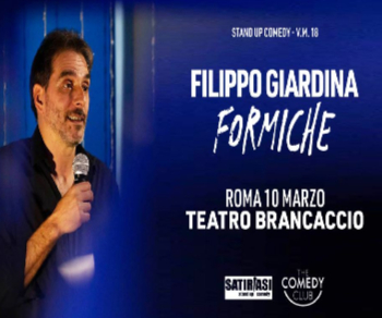 Spettacoli - Stand up Comedy