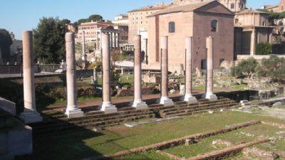 Visite guidate - La basilica dei Ss. Cosma e Damiano e il Foro di Vespasiano