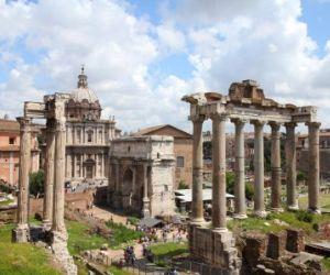 Il cuore dell'antica Roma