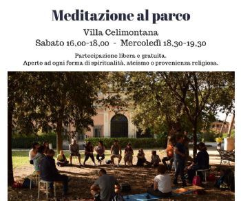 Altri eventi - Meditazione al Parco