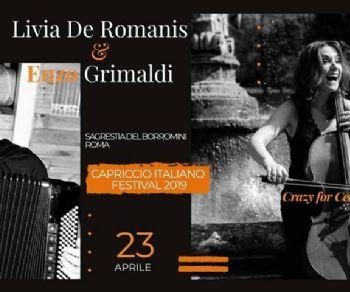 Concerti - De Romanis&Grimaldi DUO