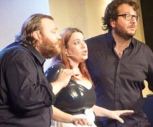 I Favete linguis nello spettacolo dedicato al quartetto Cetra