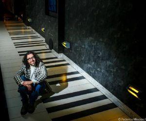 """Il pianista presenta il CD """"Morbid Dialogues"""""""