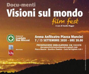 Festival: Docu-menti Visioni sul mondo. Film Fest