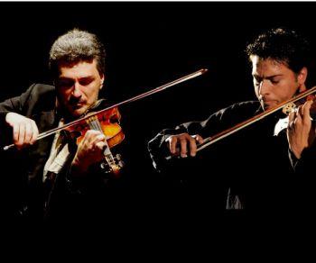 Concerti - Signori violini, al duello