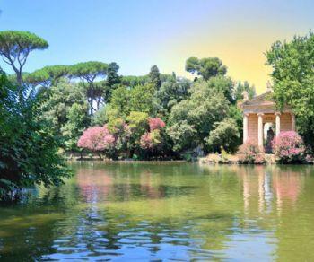 Passeggiata fiabesca© a Villa Borghese