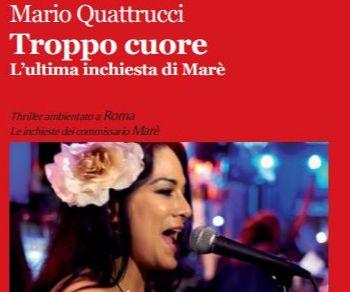 Presentazione dell'ultimo romanzo di Mario Quattrucci