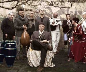 Musica e Danze Etniche al Centro Elsa Morante